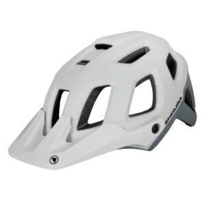 ENDURA SingleTrack Helm II: Wit