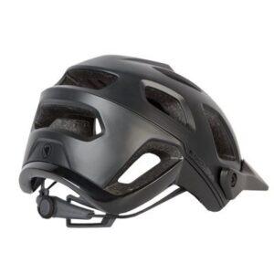 Endura SingleTrack Helm II Zwart