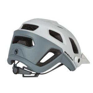 Endura SingleTrack Helm II Wit